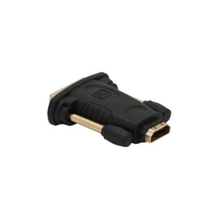 DVI / HDMI átalakító HDMI aljzat – DVI dugó