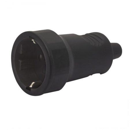 Hálózati lengő dugalj 250V 16A