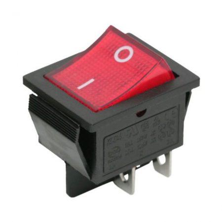 Billenő kapcsoló 250V 16A 2 áramkör