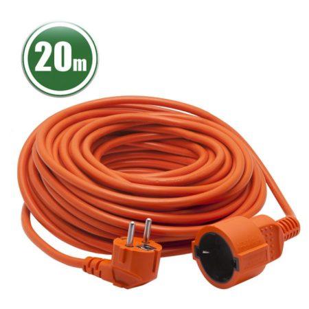 Hálózati lengő hosszabbító 3 x 1,0 mm2 20 m