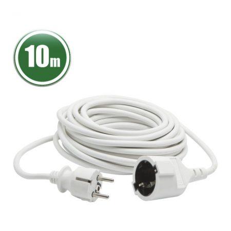Hálózati lengő hosszabbító 3 x 1,0 mm2 10 m