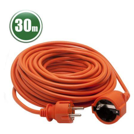 Hálózati lengő hosszabbító 3 x 1,0 mm2 30 m