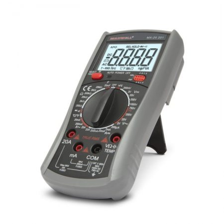 Digitális multiméter MX25201