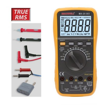 Digitális multiméter  MX25303