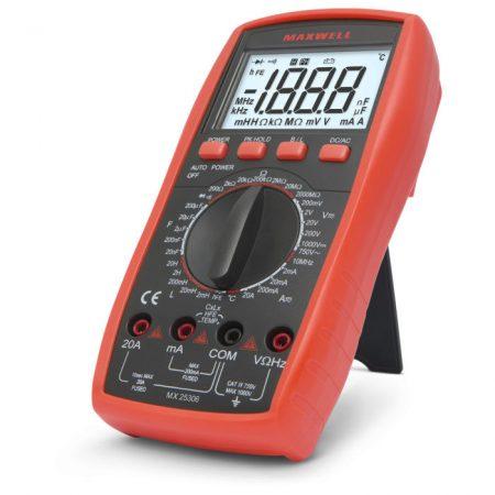 Digitális multiméter  MX25306