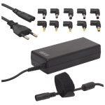 Univerzális laptop/notebook töltő adapter tápkábellel 12-24V/5-6A