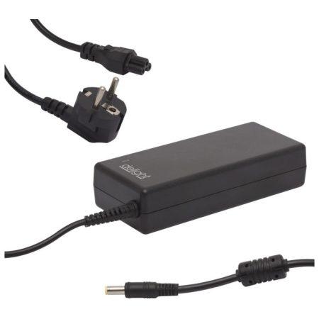 Univerzális laptop/notebook töltő adapter tápkábellel 19V 4,72A 5,5 x 1,7 mm dugóval