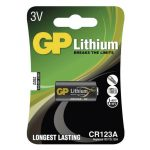 GP LÍTIUM ELEM CR123A