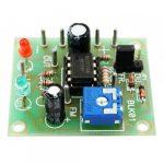 BLK01 egyszerű impulzusgenerátor kit