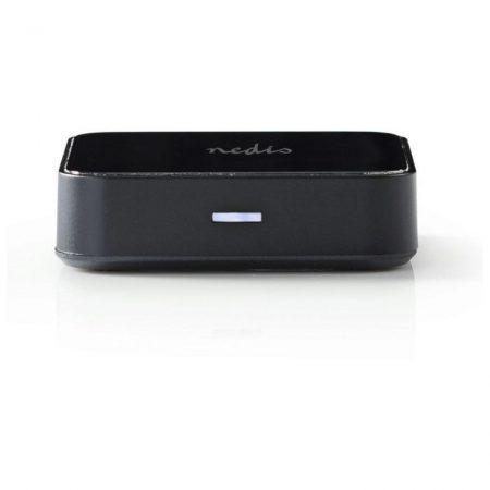 Vezeték Nélküli Audiovevő | Bluetooth® | 3,5 mm-es kimenet | Fekete