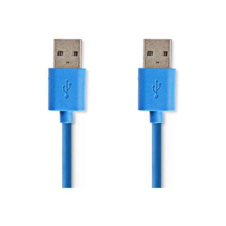 USB 3.0 kábel | A Dugasz - A Dugasz | 1,0 m | Kék