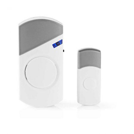 Vezeték nélküli ajtócsengő-készlet | Hálózatról Működtethető | 36 dallam