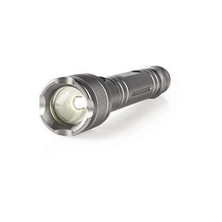 LED-es elemlámpa | 10 W | 500 lm | IPX4 | Szürke