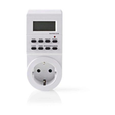 Időkapcsoló   Digitális   Beltéri   3600 W