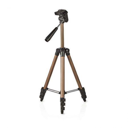 Állvány | Pásztázás és döntés | Max 1,5 kg | 105 cm | Fekete / Bronz