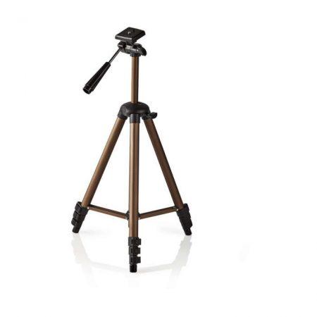 Állvány | Pásztázás és döntés | Max 2 kg | 130 cm | Fekete / Bronz