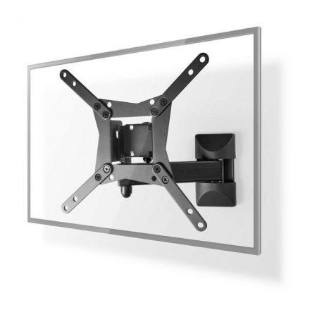 Minden Irányban Mozgatható Fali TV-tartókonzol   10–32''   Max. 30 kg   3 Forgáspont