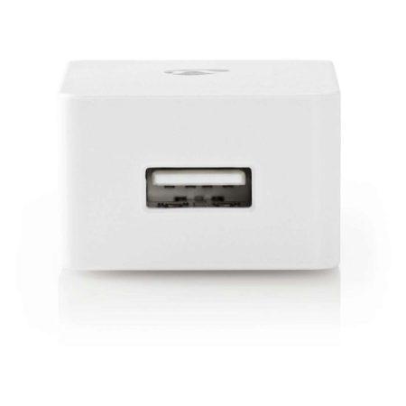 Fali töltő | 2,4 A | 1 db USB-A kimenet | Fehér