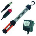 LED-es szerelőlámpa, tölthető, mágneses